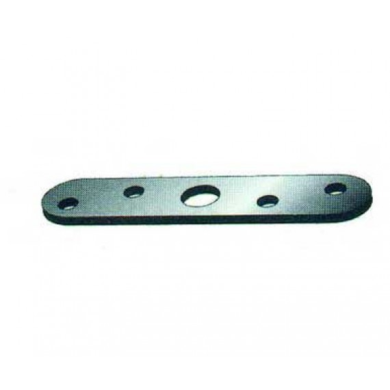 Screw-on plate 85x70