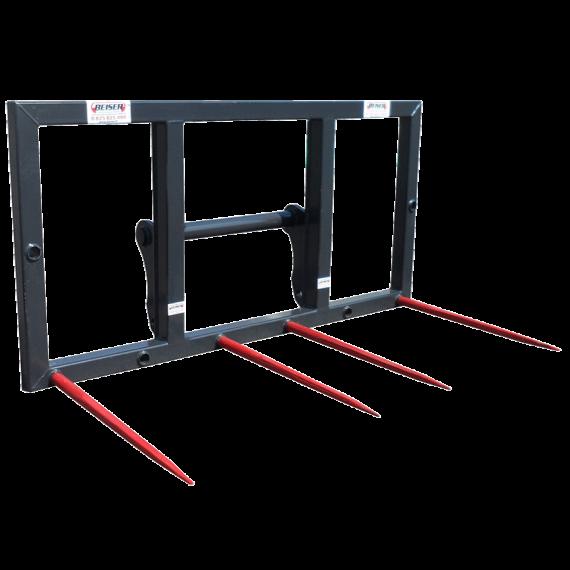 Bale fork frame 2 m