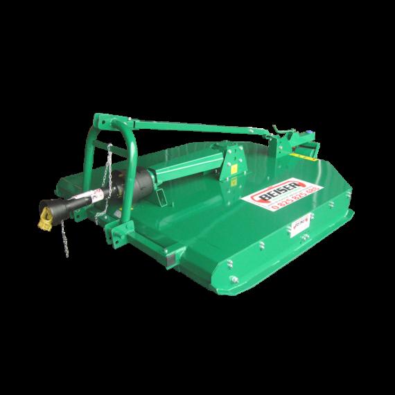 Gyratory crusher - 1 rotor - 4 cutters - width 1.80m