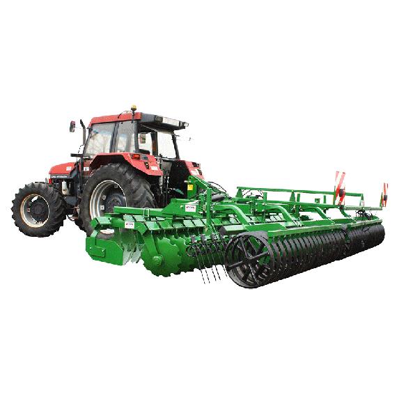 Disc stubble cultivator 4 m (V-Ring roller)
