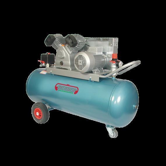 Three-phase compressor 40m3/h - 300 L - 11 bars