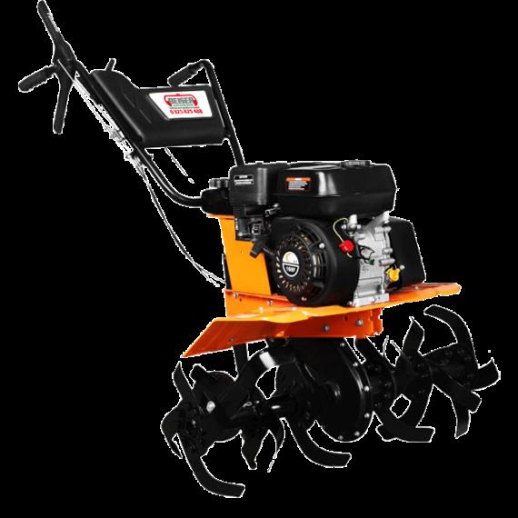 Petrol-driven rotovator CT204