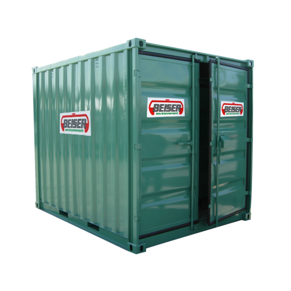 Storage container - Model LC 8, 10 m3