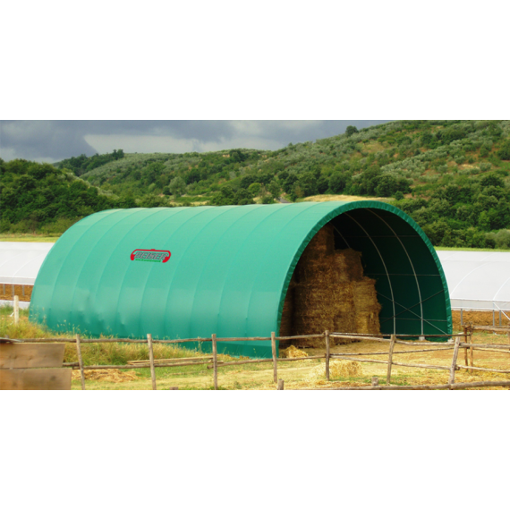Storage tunnel    10 x 45 m