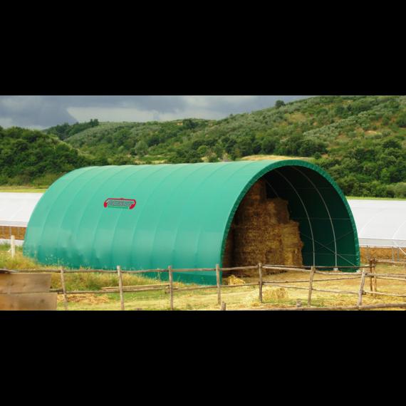 Storage tunnel    10 x 80 m