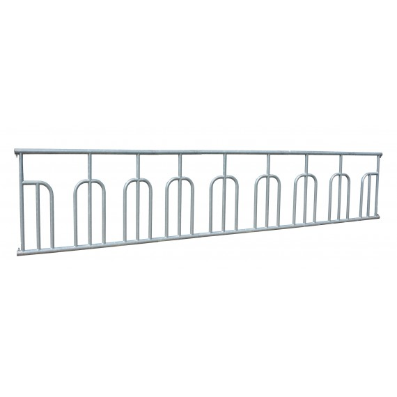 Tombstone barrier - 6 m / 8 places