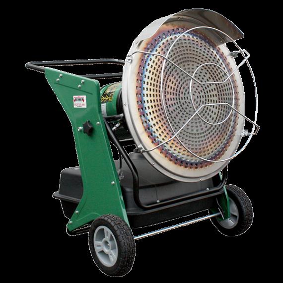 Infra-rouge heating /KQJ-113 - 6000 W