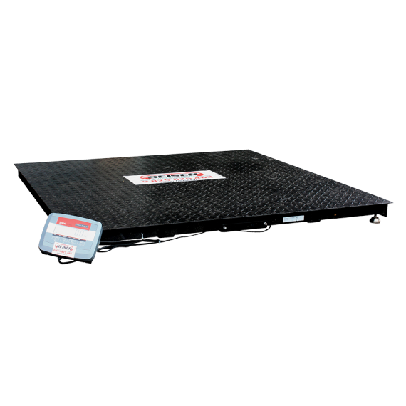 Plateforme de pesée HML 3000 kg, précision 1000 g