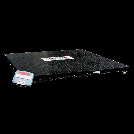 Plateforme de pesée HML 1000 kg, précision 500 g