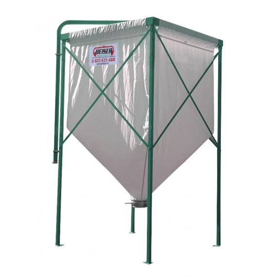 Flexible silo - 2 m3