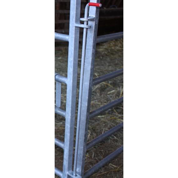 Rod for sheep panel