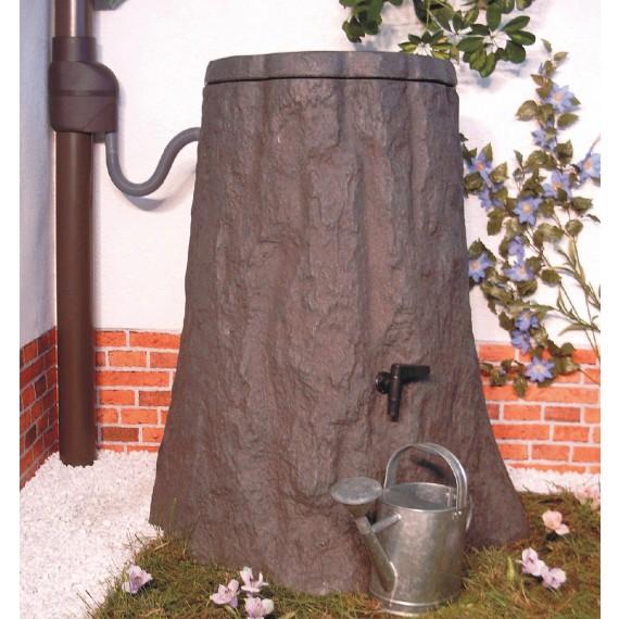 Tronc d'arbre avec robinet et filtre T33