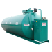 Beiser Environnement - Steel fuel station 40000 L, double wall, new norm 2nd generation