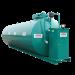 """Beiser Environnement - Station citerne fuel acier double paroi 50000 L, NN2G avec limiteur de remplissage 2"""""""