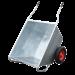 Beiser Environnement - Brouette galva 300 litres - Vue dessus