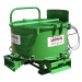 175 gal. mixer with hydraulic box and 3 hydraulic drain hatches - Detail view