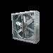 High volume fan - 122 cm x 122 cm x 40 cm - Global view
