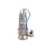 Immersed pump stainless steel, 2.2 KW 380 V