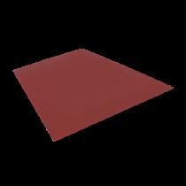 Flachblech, Rotbraun RAL8012, 1,22x2 m