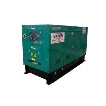Stromerzeuger schalldicht 24 kW / 30 kVA