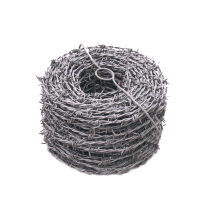 Stacheldraht 15/4/10 GALVA C, 200 m-Rolle Ø 2,4 mm