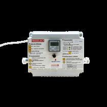 Volumenzähler für Wasser mit automatischer Abschaltung