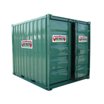 Lagercontainer, Modell LC 8, 10 m3
