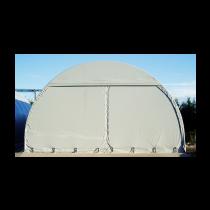 Satz Türen für Lagertunnel H3,90m, L10m