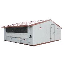 Hühnerstall Mobil im Bausatz - CN30