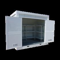 Pflanzenschutz-Raum im Bausatz 2 x 3 m