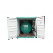 MOBILER TANK 2, Fassungsvermögen 10000 Liter