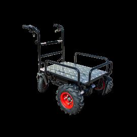 Mobile elektrische Platform mit 4 Räder (kleines modell)