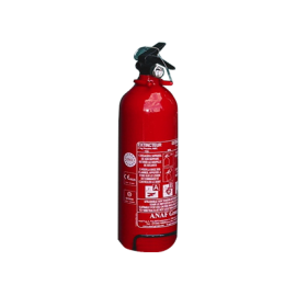 Pulver-Feuerlöscher 2 kg