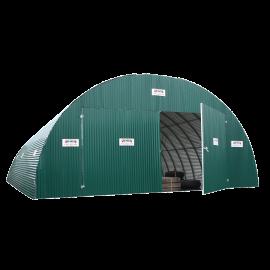 Wellblech Tür für Lagertunnel
