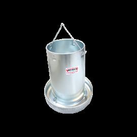 Hänge-Futtertrichter verzinkt 20 kg