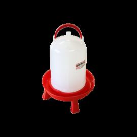 PVC-Tränke auf Standfuß 10 Liter