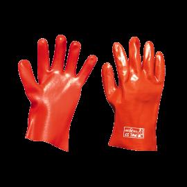 PVC beschichtete Handschuhe Kohlenwasserstoffe, grosse 10