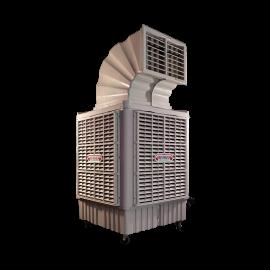 Mobiler Luftkühler Durchsatz 23000m3 /Stunde - Mit Kamin