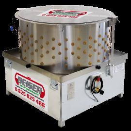Automatische Rupfmaschine DIT95 (96 cm x 96 cm x 94 cm)