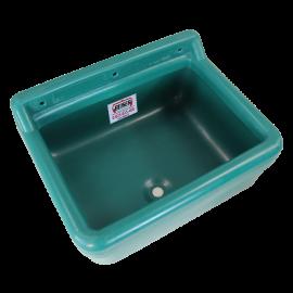 Rechteckiger Polyethylen Futtertrog 26 Liter