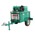 Beregnungsanlage 500 L auf Agrargestell aus PEHD