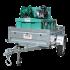 450-l-Bewässerungskit Aus PEHD - Auf einem Anhänger