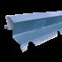Beiser Environnement - Faitière double crantée ventilée bleu ardoise RAL5008