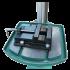 4 Zoll Schraubstock für Fachlich Tischbohrmaschine 220 V - 600 W (DP38016B)