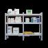 Sicherheitsregale für PSM-Lagerräume länge 3 m