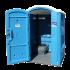 Mobiles WC Für Menschen mit Behinderung