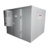 11,23 m3 Kühlraum mit Regalen (-4° / +4°) im Bausatz geliefert