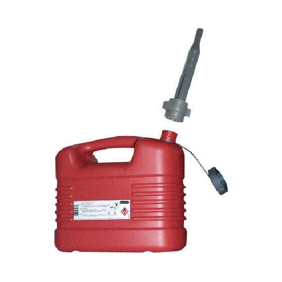 Kraftstoffkanister aus Polyethylen - 10 Liter
