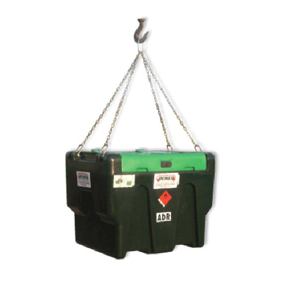 4 Arm-Spinne für das aufladen des Transportpacks (unbefüllt)