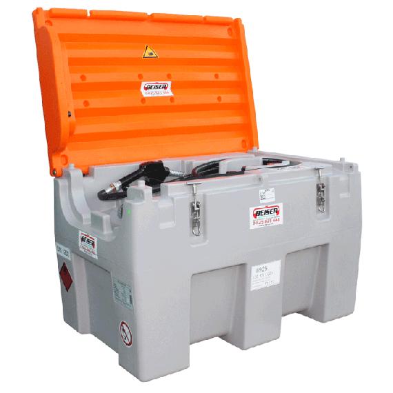 Diesel Treibstoff Transport Pack 600L Aus Hochdichtem Polyethylen - Top Angebot